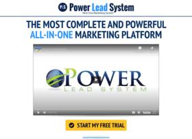 powersleadsystem.com