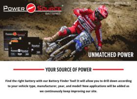 powersourcebatteries.com