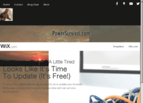 powersurvival.com