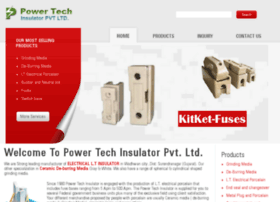 powertechinsulator.com