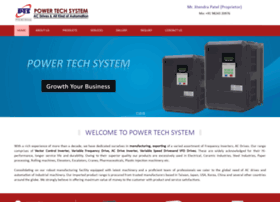 powertechsystem.co.in