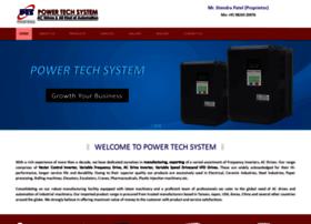 powertechsystem.co.in
