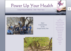 powerupyourhealthenergetically.com