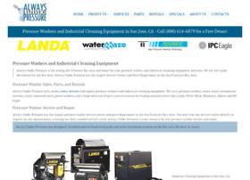 powerwashers.com