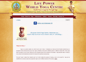 poweryogacentre.com
