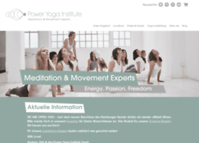 poweryogagermany.de