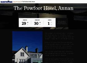 powfootgolfhotel.co.uk