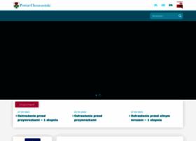 powiatchoszczno.pl