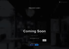 pozjokergames.com