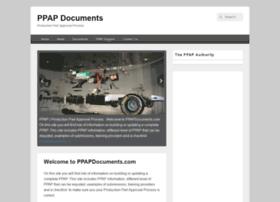 ppapdocuments.com