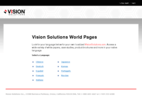 ppc.visionsolutions.com