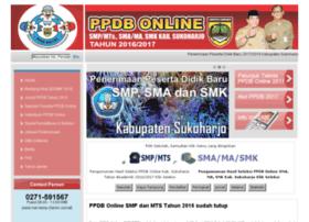 ppdbsukoharjo.net