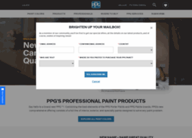 ppgporterpaints.com