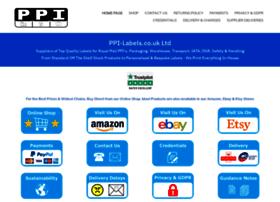 ppi-labels.co.uk