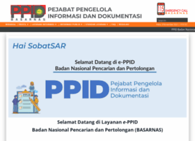 ppid.basarnas.go.id