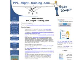 ppl-flight-training.com