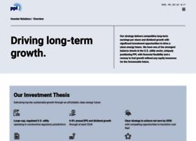 pplweb.investorroom.com