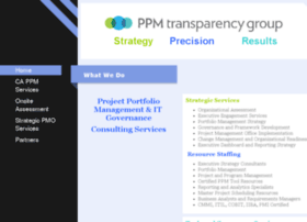 ppmtransparencygroup.com