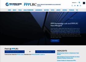 ppp.worldbank.org