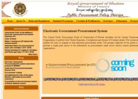 pppd.gov.bt