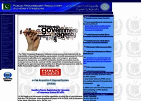 ppra.org.pk