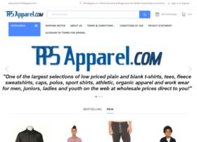 ppsapparel.com