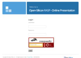 ppt.open-silicon.com