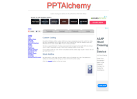 pptalchemy.co.uk