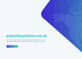 pqlwebsolutions.co.uk