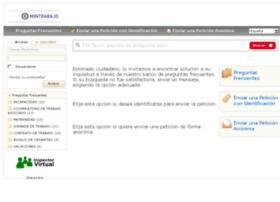 pqrd.mintrabajo.gov.co