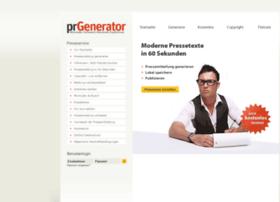 pr-generator.de