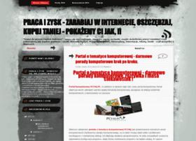pracaizysk.blogspot.com