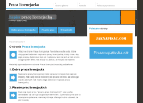 pracalicencjacka.net