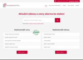 pracepropravniky.cz