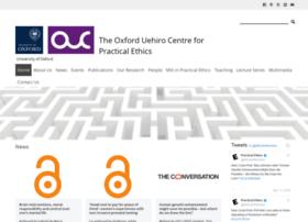 practicalethics.ox.ac.uk