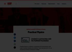 practicalphysics.org