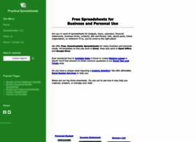 practicalspreadsheets.com