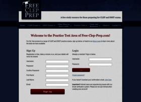 practice-exams.free-clep-prep.com