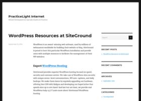 practicelightinternet.com