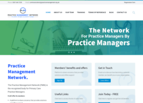 practicemanagement.org.uk