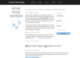 practicesightreading.com