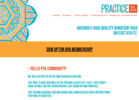 practiceyogaaustin.com