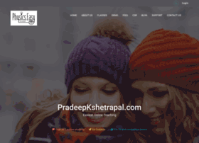 pradeepkshetrapal.com