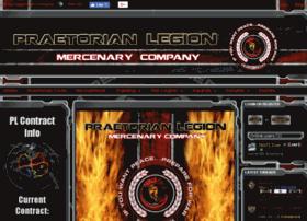 praetorian-legion-merc-company.enjin.com