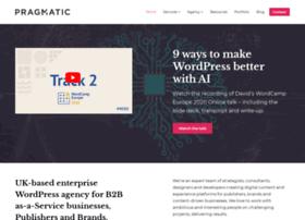 pragmatic-web.co.uk