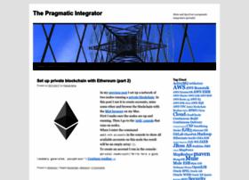 pragmaticintegrator.wordpress.com