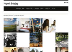 pragmatictraining.com.au