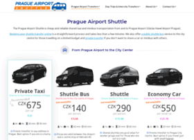 prague-airport-shuttle.cz