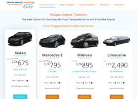 prague-airport-transfers.co.uk
