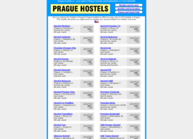 prague-hostels.cz